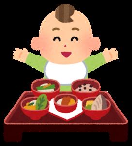 藍屋のお食い初めが【凄い】理由とは?値段や口コミもチェック!