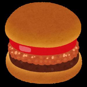 ミニストップで【ハンバーガー】が昔売られていた?どんな種類?