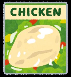 セブンイレブンの【サラダチキンバー】がそこそこ売れている気がする