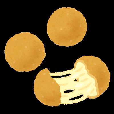 ロッテリアの話題のチーズボールとは一体?気になるカロリーは?