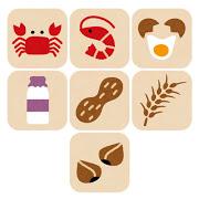 ミニストップの【アレルギー表示】は?ソフトクリーム,ポテトや肉まんはどう?