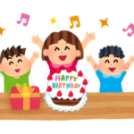 ピザーラ で【楽しい誕生日】♪わいわいパーティーをしよう