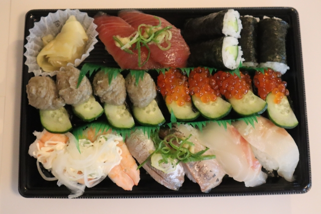 かっぱ寿司の持ち帰り容器はどんなもの?容器代等についても解説!