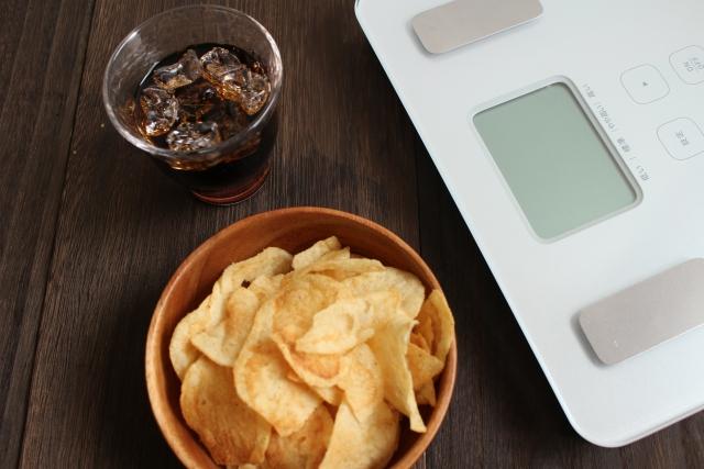 ポテチのひと袋のカロリーは?高カロリーの味比較も解説!