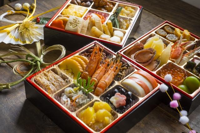 がってん寿司のおせち2022値段と内容は?過去のレビューまとめ